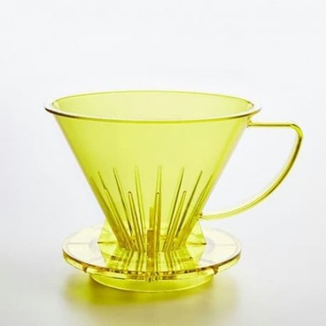 Pourover Dripper 01 Yellow