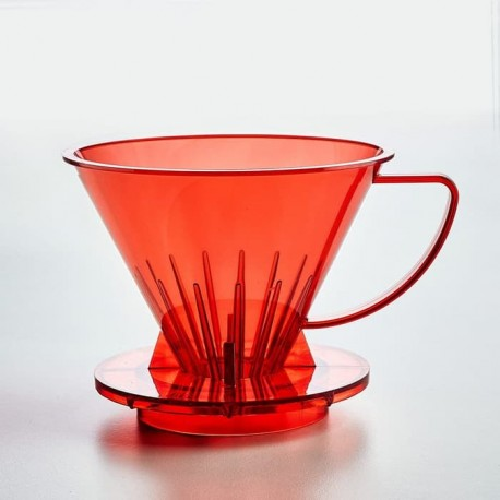 Pourover Dripper 01 Red
