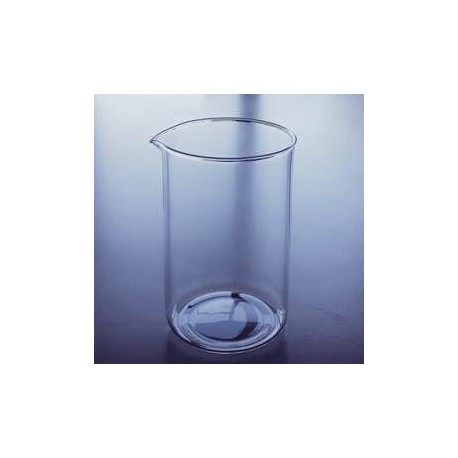 Replacement Glass for French Press Bodum 6 Cups