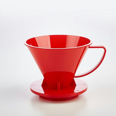 Pourover Dripper 02 Red Solid