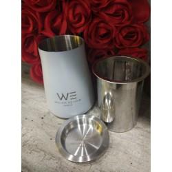 WE Coffee Powder Shaker / Filter, White