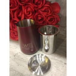 WE Coffee Powder Shaker / Filter, Red