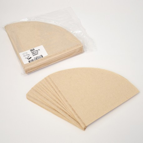 Paper Filter 02, Natural, 40 pcs/pack