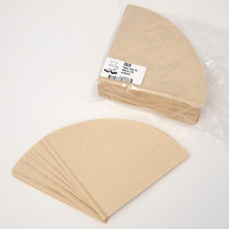 Paper Filter 02, Natural, 100 pcs/pack