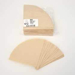 Paper Filter 01, Natural, 100 pcs/pack
