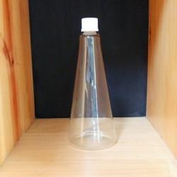 Bottle Tower 750 ml, Screw Cap, GL 25, White