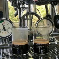 Paket Espresso Standard Glass isi 2 pcs