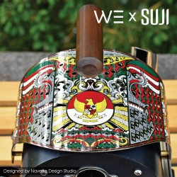 WE X SUJI Mini Roaster 100, Majantra Limited Edition
