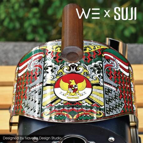 WE X SUJI Mini Roaster 100, Majantra Limited Edition