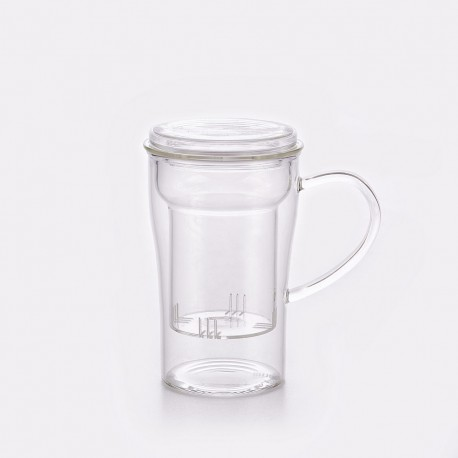 Fedora Tea Mug 320 ml