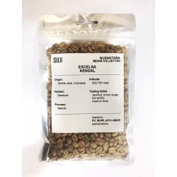 Green Bean Coffee Excelsa, Jawa, Kendal, 125 gr