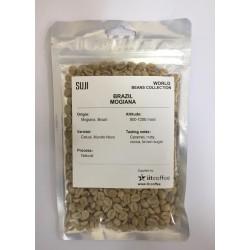 Green Bean Coffee Arabica, Brazil, Mogiana, 125 gr