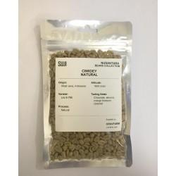Green Bean Coffee Arabica, Jawa, Ciwidey Natural, 125 gr