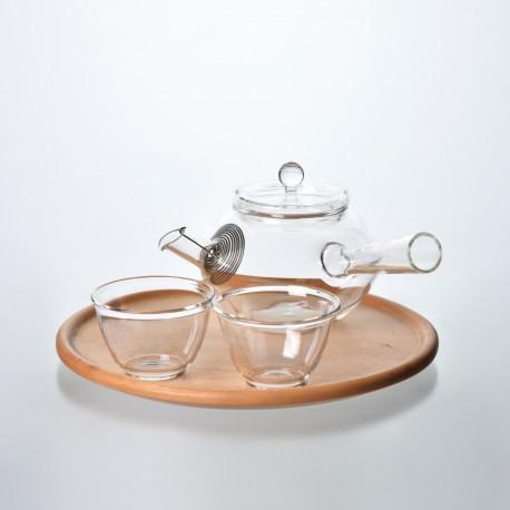 Yokode Teaset with 2 cups
