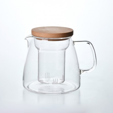 Roca Teapot 700 ml with Glass Infuser