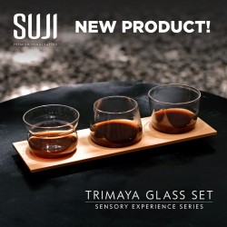 Trimaya Glass Set