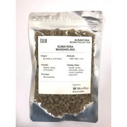 Green Bean Coffee Arabica, Sumatera, Mandheling 125 gr