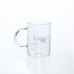 Chemistry Mug 300 ml Logo E – mC2