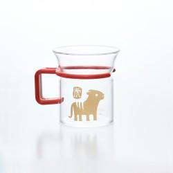 Mug 60, Gagang Plastik, Edisi Shio Harimau
