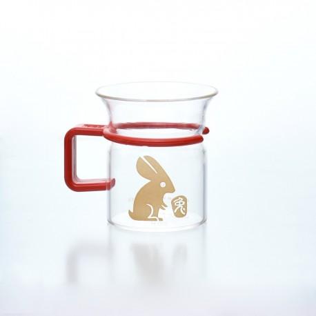 Mug 60, Gagang Plastik, Edisi Shio Kelinci