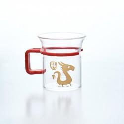 Mug 60, Gagang Plastik, Edisi Shio Naga