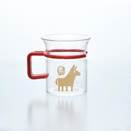 Mug 60, Gagang Plastik, Edisi Shio Kuda