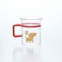 Mug 60, Gagang Plastik, Edisi Shio Anjing
