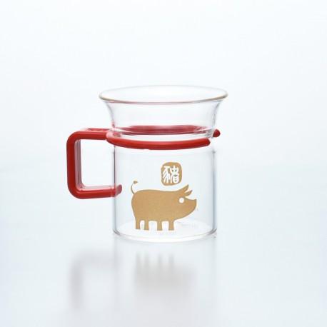 Mug 60, Gagang Plastik, Edisi Shio Babi