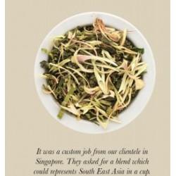 Kaffir Lime Pouch 6 gr, Oza Tea, Green Tea