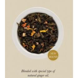 Smooth Ginger Pouch 6 gr, Oza Tea, Green Tea