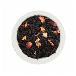 Strawberry Creme Pouch 40 gr, Oza Tea, Black Tea