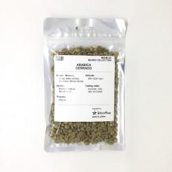 Green Bean Coffee Arabica, Brazil, Cerrado Fine Cup S17/18, 125 gr
