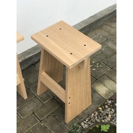 Mori Barstool, merk Wof Wooden