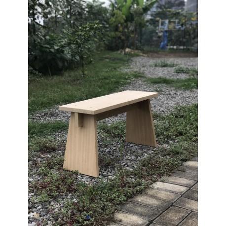 Mori Bench, merk Wof Wooden