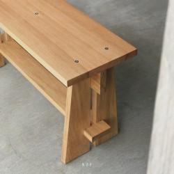 Taku Bench, merk Wof Wooden