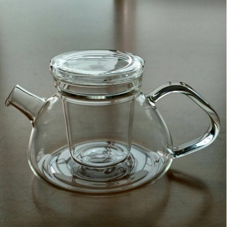 SUJI Masami Teapot 450ml with Glass Infuser