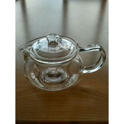 SUJI Kyusu Hanami Teapot 300ml with Glass Infuser