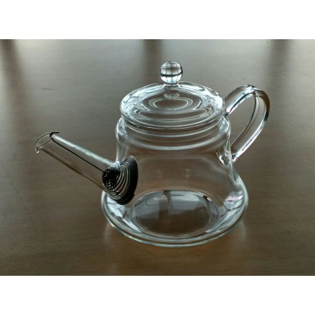SUJI Anais Teapot 500ml with Stainless Steel Strainer