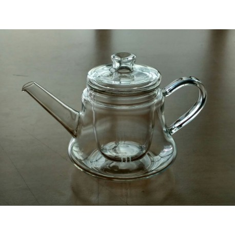 SUJI Agnisa Teapot 500ml with Glass Infuser