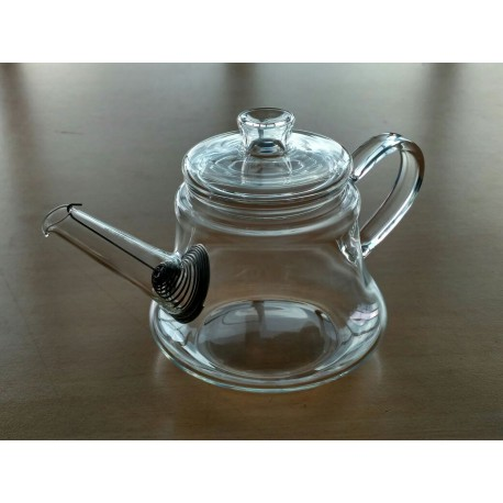 SUJI Agnisa Teapot 500ml with Stainless Steel Strainer