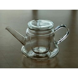 SUJI Agathe Teapot 500ml with Glass Infuser