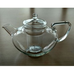 SUJI Aladin Teapot 1000ml with Glass Infuser