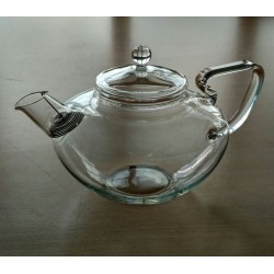 SUJI Aladin Teapot 1000ml with Stainless Steel Strainer
