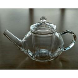 SUJI Danube Teapot 500ml with Glass Infuser