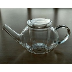 SUJI Delice Teapot 500ml with Glass Infuser