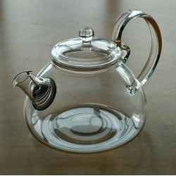 SUJI Maxi Teapot 750ml with Stainless Steel Strainer