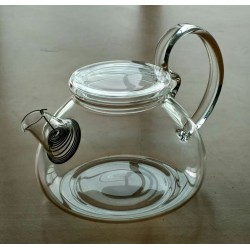 SUJI Massimo Teapot 750ml with Stainless Steel Strainer