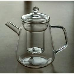 SUJI Raizel Teapot 750ml with GLass Infuser