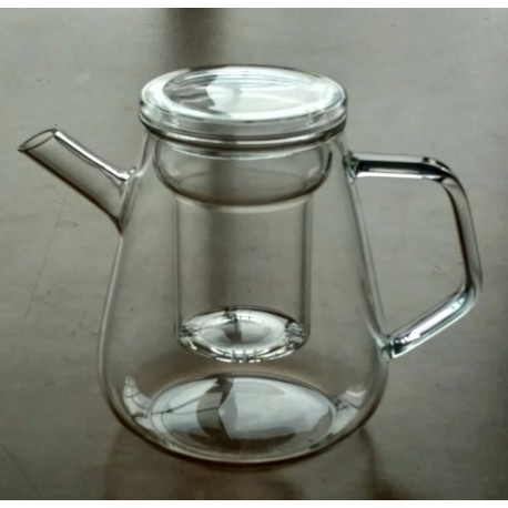 SUJI Rayna Teapot 750ml with Glass Infuser