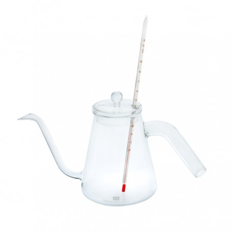 Gooseneck Kettle 500 with Thermometer